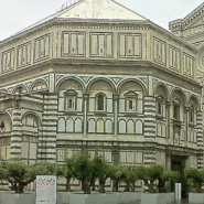 An Olive garden at the Duomo