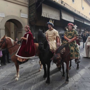 Epiphany in Florence