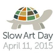 SLOW ART DAY 2015: INVITO AL CENACOLO