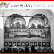 SLOW ART DAY 2015 – GHIRLANDAIO'S LAST SUPPER