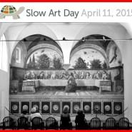 SLOW ART DAY 2015 – GHIRLANDAIO'S LAST SUPPER