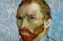 Van Gogh and the marbled paper